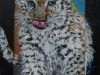 Leopardunge. Syet gouache. 18x13. SOLG