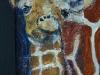 Girafunge. Syet gouache. 18x13. SOLGT