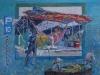 Det Flydende Marked, Mekongdeltaet, 50x50